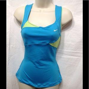Women's size XS NIKE runners tank top